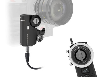 Rent: DJI Focus wireless remote follow focus system