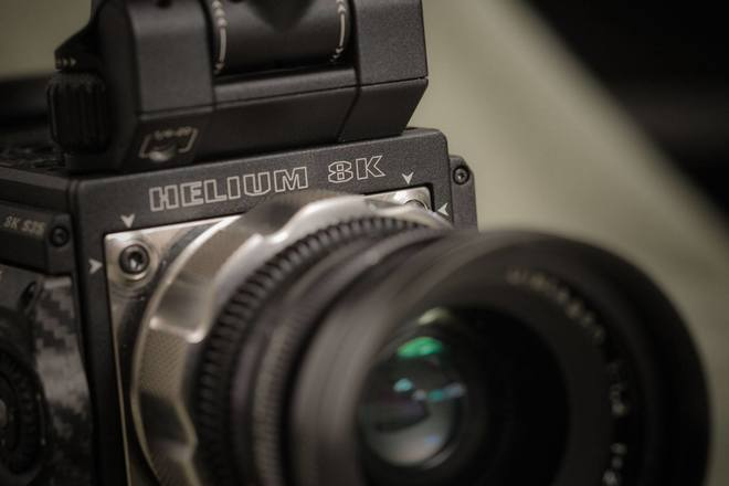 RED Epic-W Helium 8K S35 Production Package