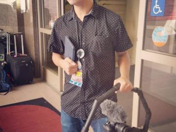 Rent: Rode VideoMic Go On-Camera Microphone