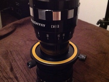Rent: Anamorphic Lens with all you need to shoot