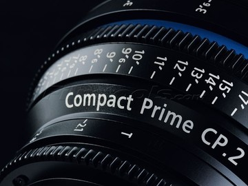 Zeiss CP.2 Lens (single lens rental, 85mm) PL/EF