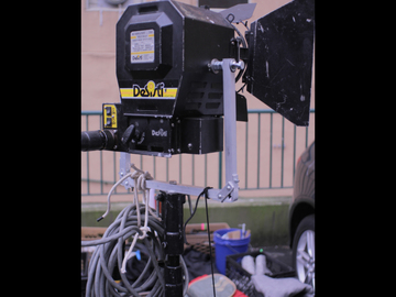 Rent: 1 Ton Daylight + Tungsten + Grip Package