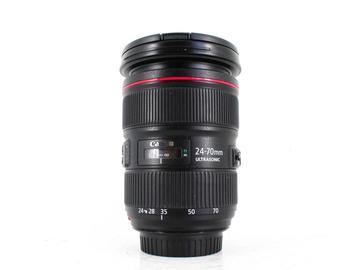 Rent: Canon EF 24-70mm f/2.8 L II USM