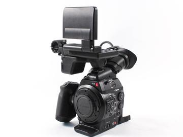 Rent: Canon Cinema EOS C300 EF