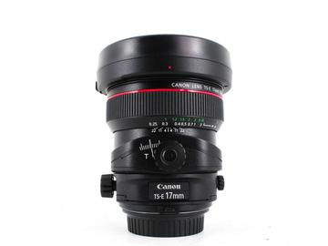 Rent: Canon TS-E 17mm f/4 L