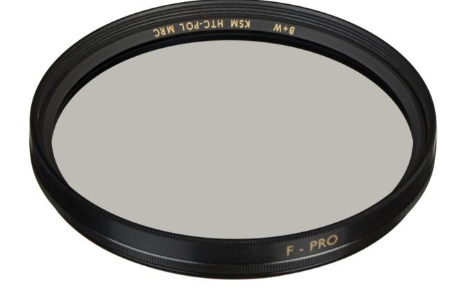 B+W 95mm F-Pro Kaesemann High Trans Circular Polarizer filte