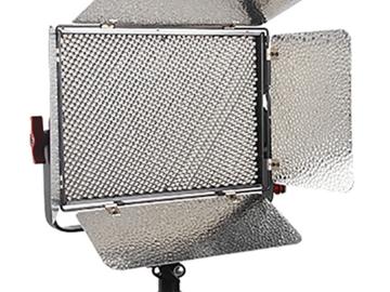 Rent: Aputure Light Storm LS1c V mount dimmable bicolor LED
