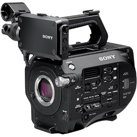 Sony FS7 with Metabones Speedbooster camera package