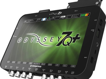 Rent: Odyssey 7Q+ Raw OLED Monitor/Recorder, 2- 256GB SSDs
