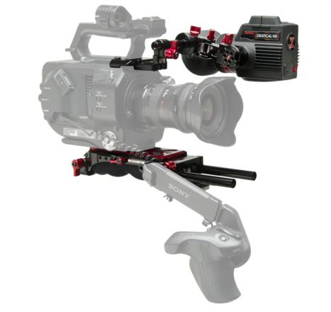 Zacuto Gratical  Micro OLED HD Bundle for Sony FS7