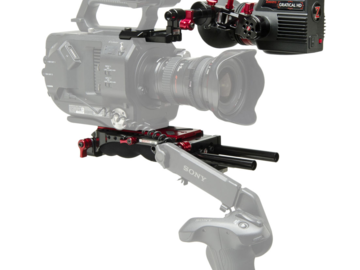 Rent: Zacuto Gratical  Micro OLED HD Bundle for Sony FS7
