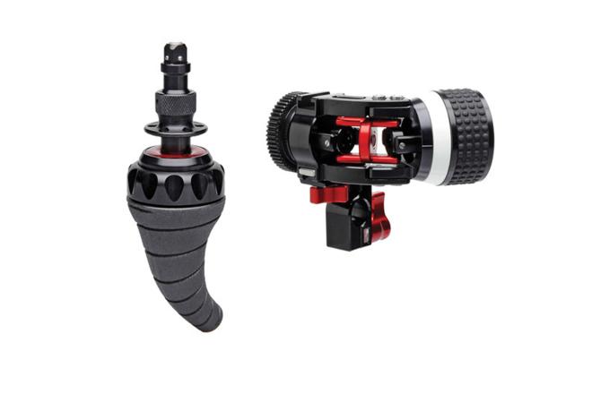 Zacuto Z-Drive and Tornado Grip Kit