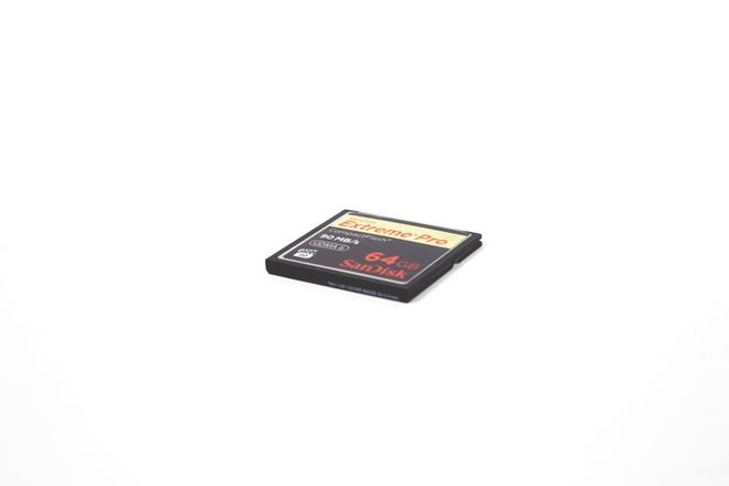 Sandisk Extreme Pro 64gb CF card