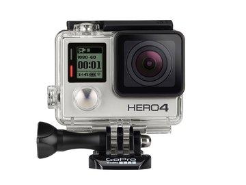 Rent: GoPro HERO4 Silver