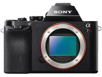 Rent: Sony A7R