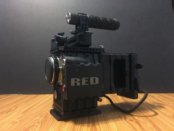 Rent: RED Epic M-X 5K Studio kit