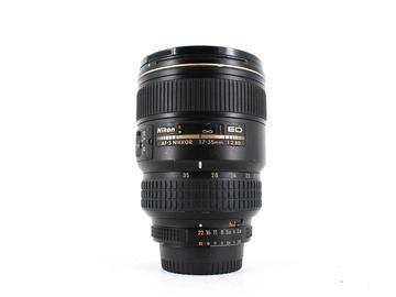 Rent: Nikon AF-S 17-35mm f/2.8D IF-ED