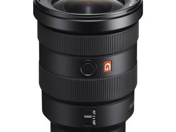 Rent: Sony FE 16-35mm f/2.8 GM Lens