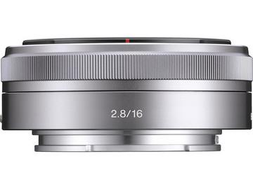 Rent: Sony 16mm f2.8