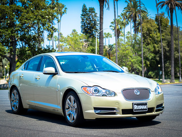 Rent: Jaguar XF