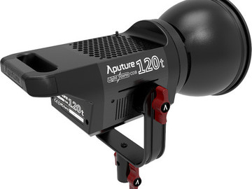 Rent: Aputure Light Storm 120 T LED Fresnel
