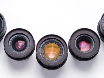 Rent: Leica R Summilux Duclos Cine-Mod 7 Lens Set EF Mount