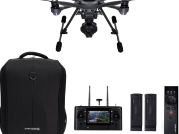 Rent: Yuneec Typhoon H with Real Sense