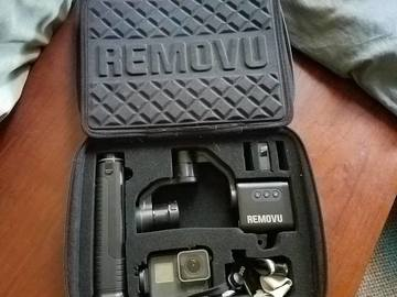 Rent: gopro gimbal removue s1