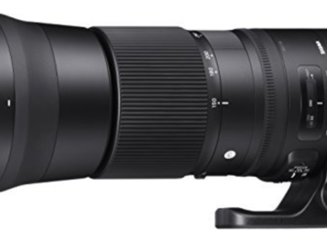 Rent: Sigma 150-600mm f/5-6.3 for Canon