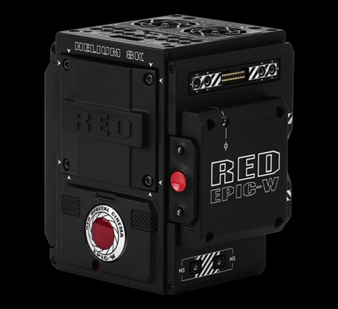 Red Epic-W Helium 8K Package