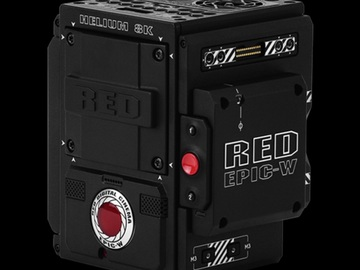 Rent: Red Epic-W Helium 8K Package