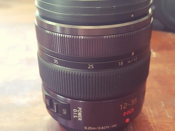 Rent: Panasonic Lumix G X Vario 12-35mm f/2.8 ASPH. POWER O.I.S.