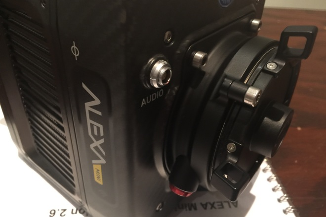 Arri Alexa Mini basic package