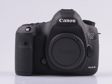 Rent: Canon EOS 5D Mark III w/lens package