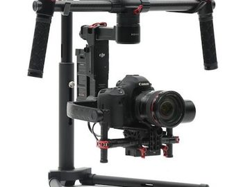 Rent:  DJI Ronin M camera stabilizer with stand