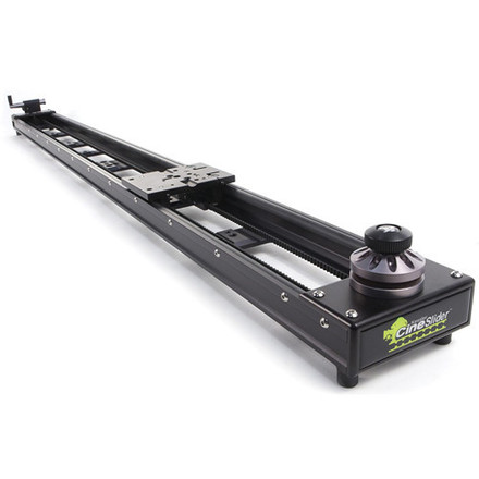 Kessler CineSlider - 60 in. with Kessler Angle/Swivel Plate