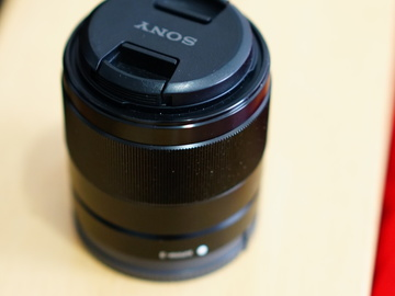 Sony 28mm f2.0 e mount lens. Perfect for video and etc