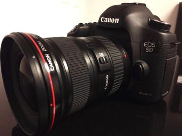 FULL Canon 5D Mk III Package