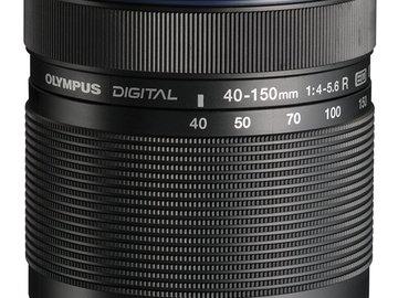 Rent: Olympus M. 40-150mm F4.0-5.6 R Micro 4/3 Zoom Lens