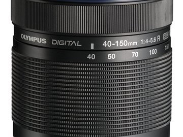 Rent: Olympus M. 40-150mm F4.0-5.6 R Micro 4/3 Zoom Lens