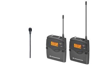 Rent: Sennheiser 2000ENG-SK Wireless Kit and Countryman B3 Lav