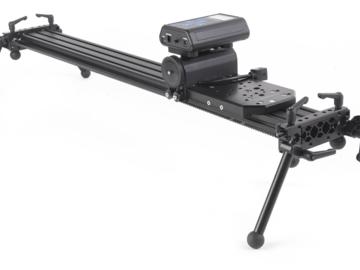 Rent: Kessler Second Shooter 3-Axis Plus Motion Control / 6ft rail