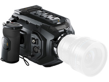 Rent: 4K Ursa Mini with EF Lens Mount