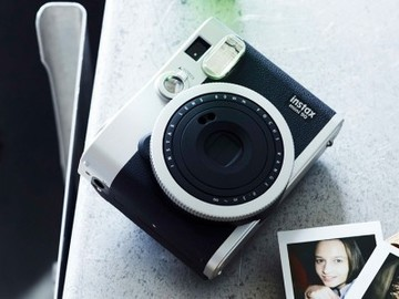 Rent: Fuji INSTAX Mini 90 Instant Camera w/ film available
