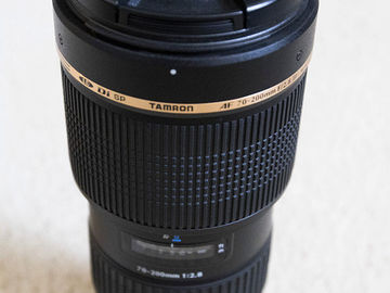 Rent: Tamron SP 70-200mm f/2.8 Di VC USD