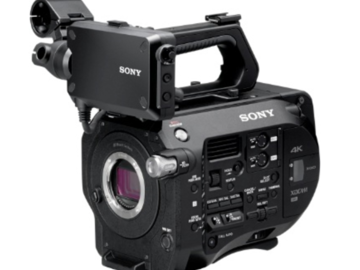 Rent: Sony FS 7 w/ metabones Sony to EF lens adapter, media, batts