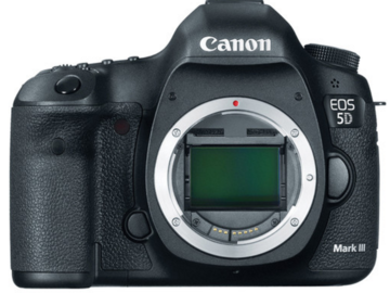 Rent: Canon EOS 5D Mark III, x2 L series lenses, flash