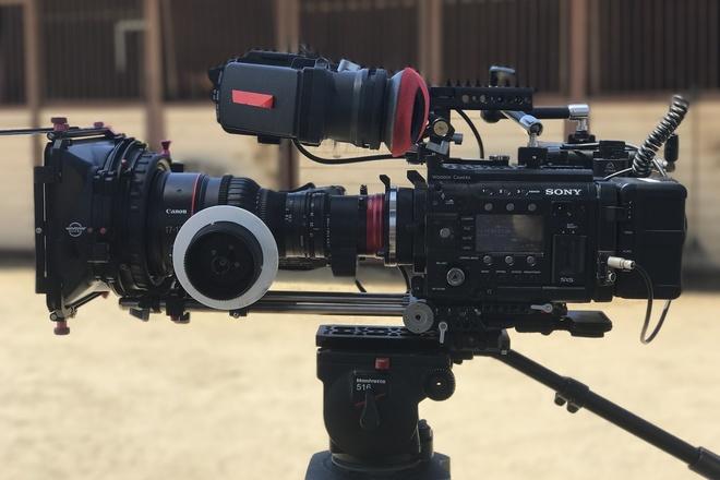 Sony F5 Camera KIT