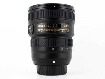Rent: Nikon AF-S 18-35mm f/3.5-4.5G IF-ED