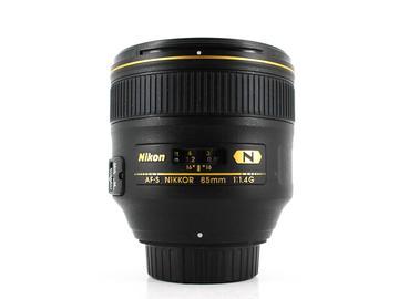 Rent: Nikon AF-S 85mm f/1.4G